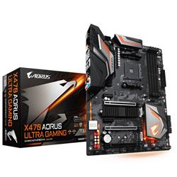 Mother Gigabyte (AM4+) X470 Aorus Ultra Gaming