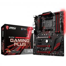 Mother MSI (AM4+) X470 Gaming Plus