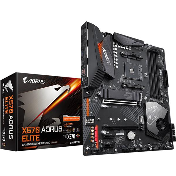 Motherboard Gigabyte X570 Aorus Elite AM4
