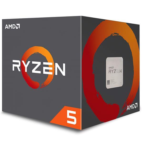 Micro AMD Ryzen 1600 AF 3.6Ghz AM4