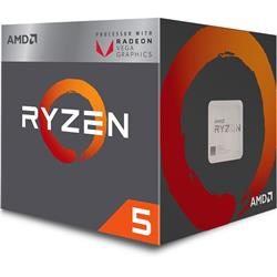 Micro AMD Ryzen 5 2400G 3.9 Ghz AM4