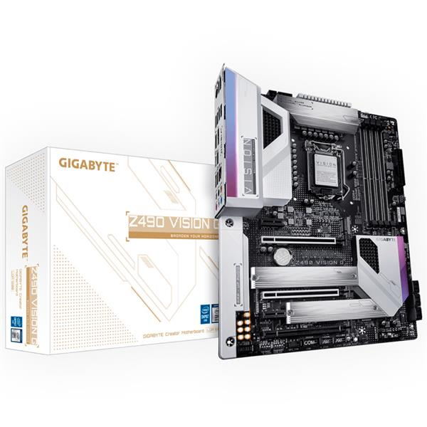 Mother Gigabyte (1200) Z490 VISION G